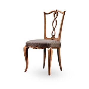 Asola con treccia sedia